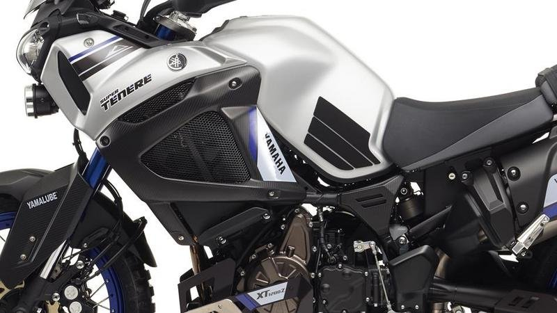 Yamaha Offering New Worldcrosser Package For the 2015 Super Tenere