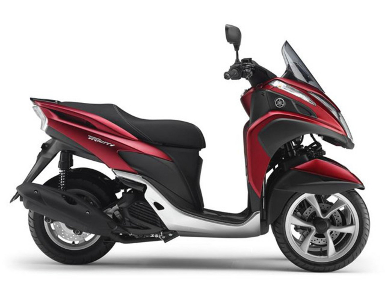 2015 Yamaha Tricity Review Top Speed
