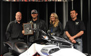 BRP Celebrates Selling 100,000th Can-Am Spyder At Spyderfest - image 628842