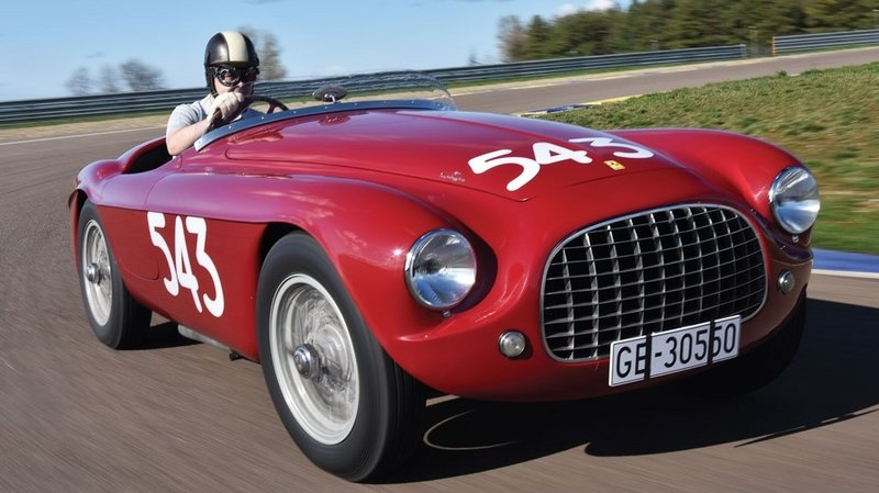 1952 Ferrari 212 Export Barchetta Auctioned For About $7.5 Million