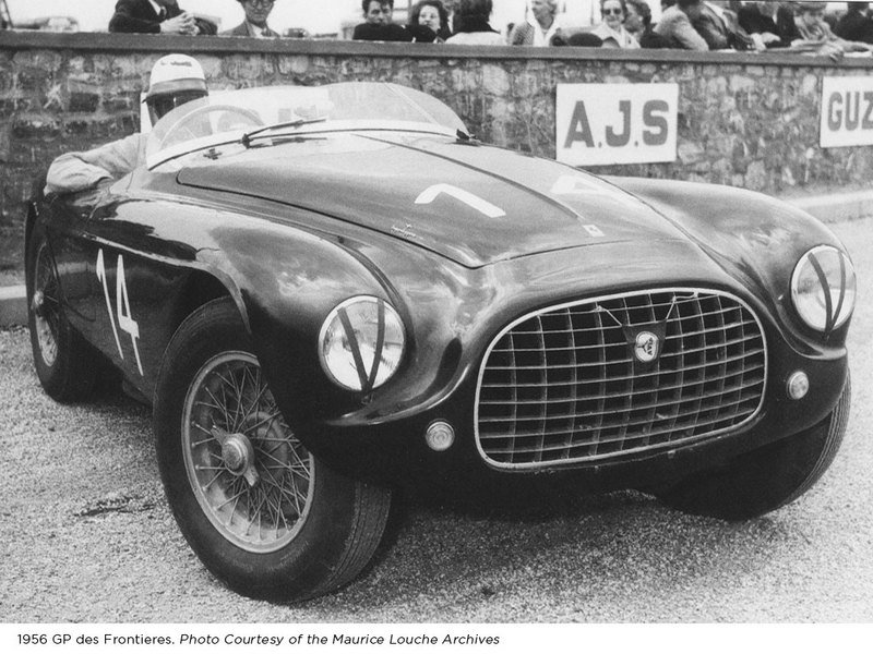 1952 Ferrari 212 Export Barchetta Auctioned For About $7.5 Million Exterior - image 631650