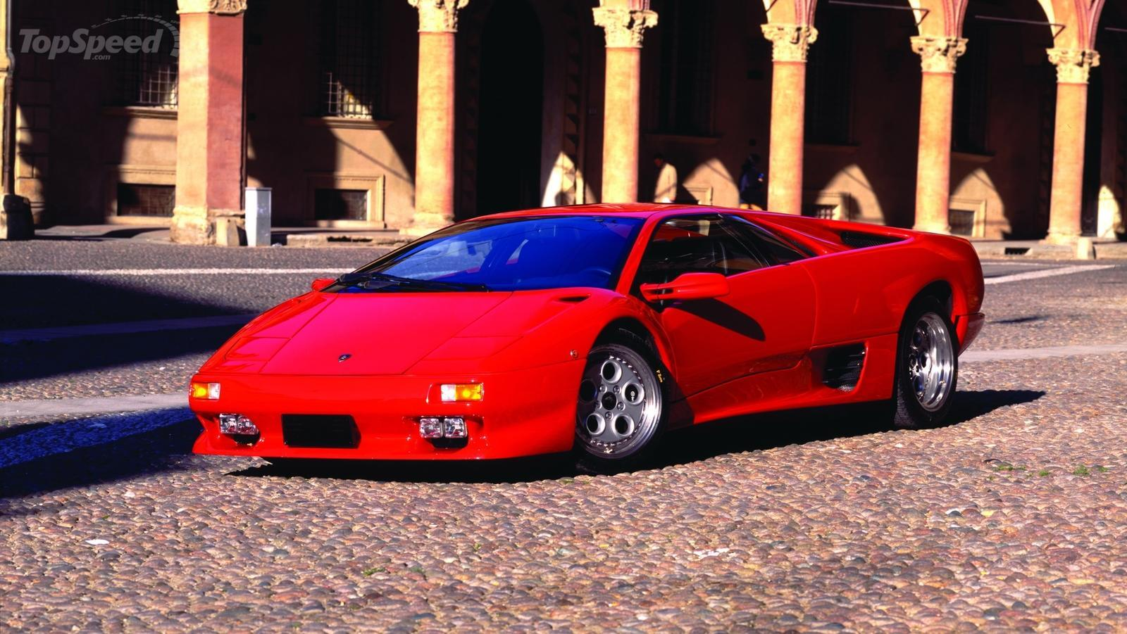 1990 2001 Lamborghini Diablo Review Top Speed