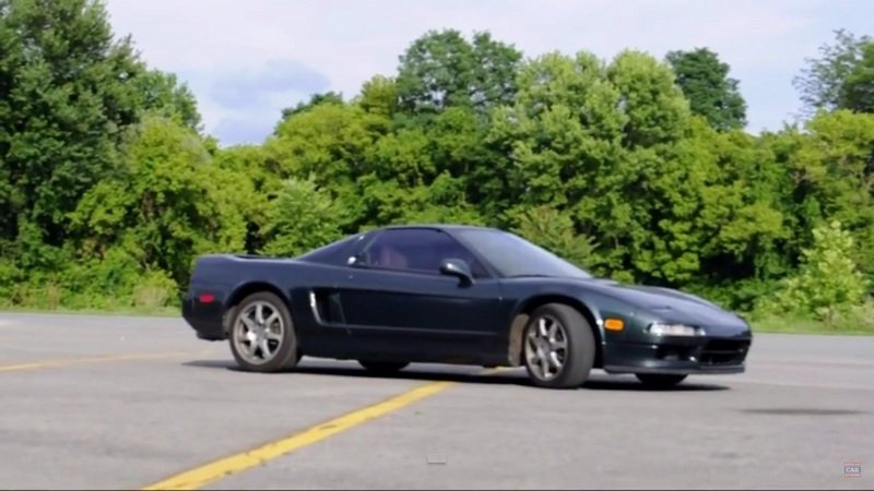 1994 Acura NSX - Review: Video