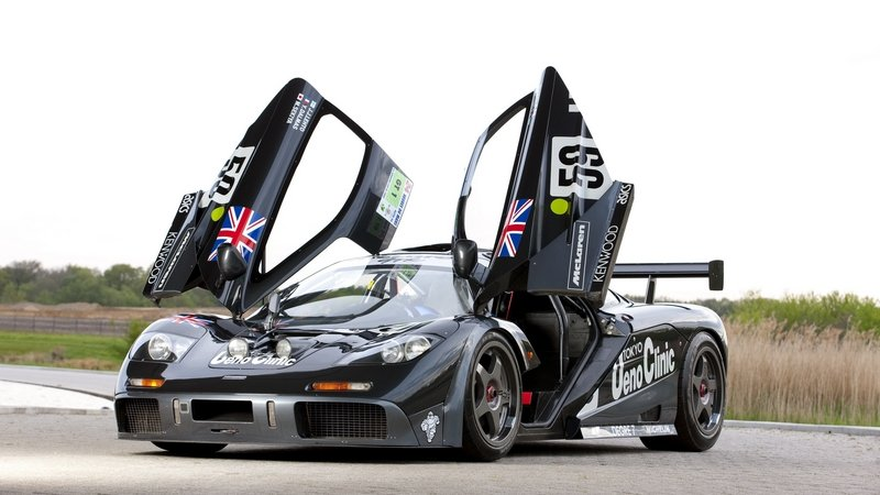 1995 - 1997 McLaren F1 GTR High Resolution Exterior - image 631241