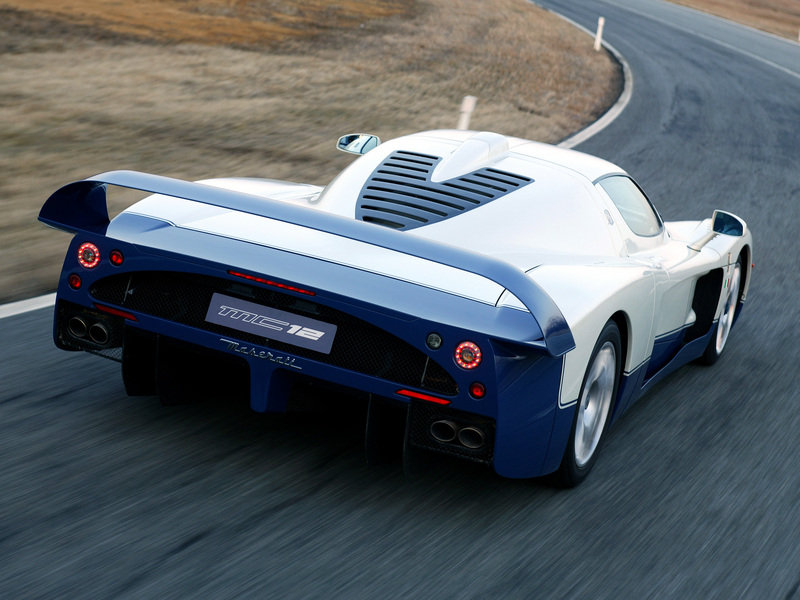 The Maserati MC20 May Be Cool But It's No MC12 Follow-Up High Resolution Exterior Wallpaper quality - image 631201