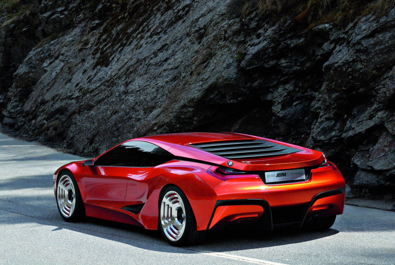 2008 bmw m1 hommage picture 631896 car review top speed. Black Bedroom Furniture Sets. Home Design Ideas