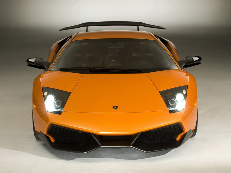 2009 - 2010 Lamborghini Murcielago LP 670-4 SuperVeloce High Resolution Exterior - image 631853