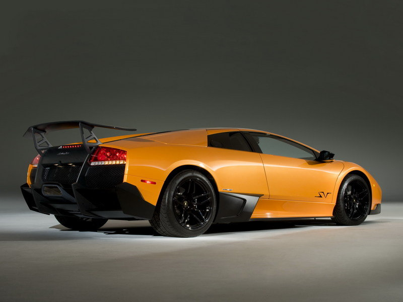 2009 - 2010 Lamborghini Murcielago LP 670-4 SuperVeloce High Resolution Exterior - image 631857
