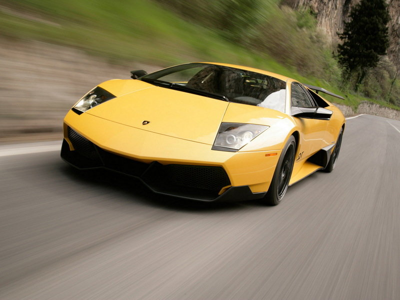 2009 - 2010 Lamborghini Murcielago LP 670-4 SuperVeloce High Resolution Exterior - image 631863