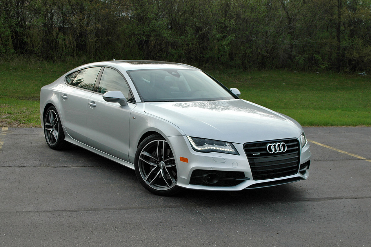 2015 audi a7 driven picture 630163 car review top speed. Black Bedroom Furniture Sets. Home Design Ideas