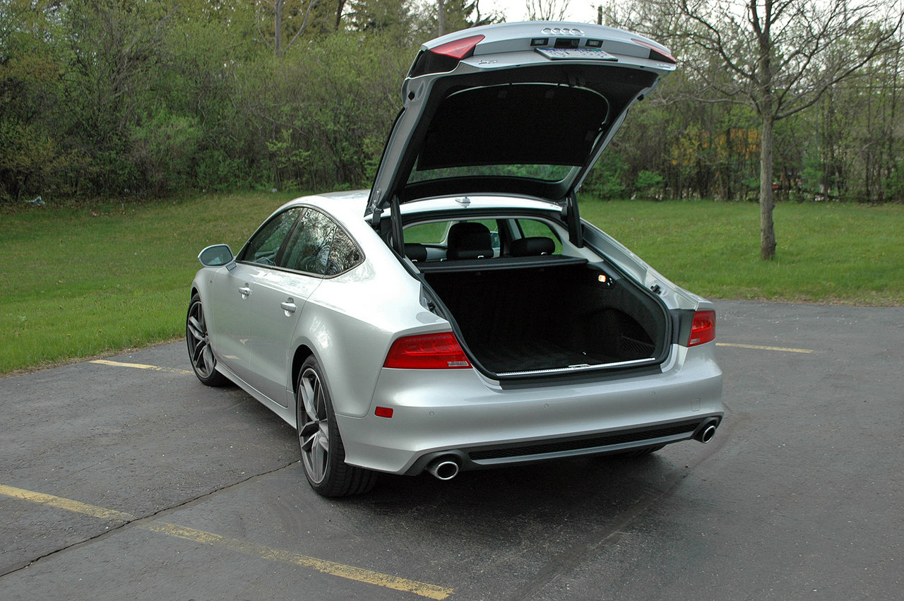 2015 audi a7 driven picture 630164 car review top speed. Black Bedroom Furniture Sets. Home Design Ideas