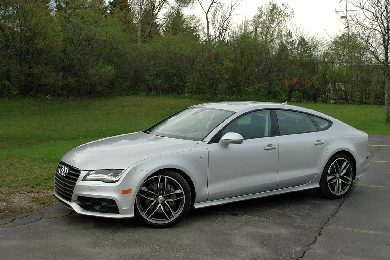 2015 audi a7 driven picture 630155 car review top speed. Black Bedroom Furniture Sets. Home Design Ideas