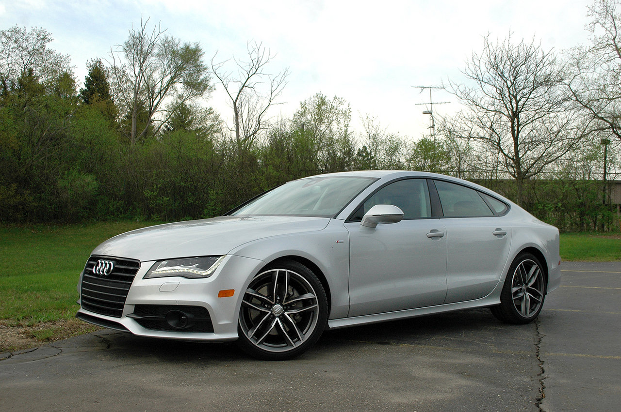2015 audi a7 driven picture 630156 car review top speed. Black Bedroom Furniture Sets. Home Design Ideas