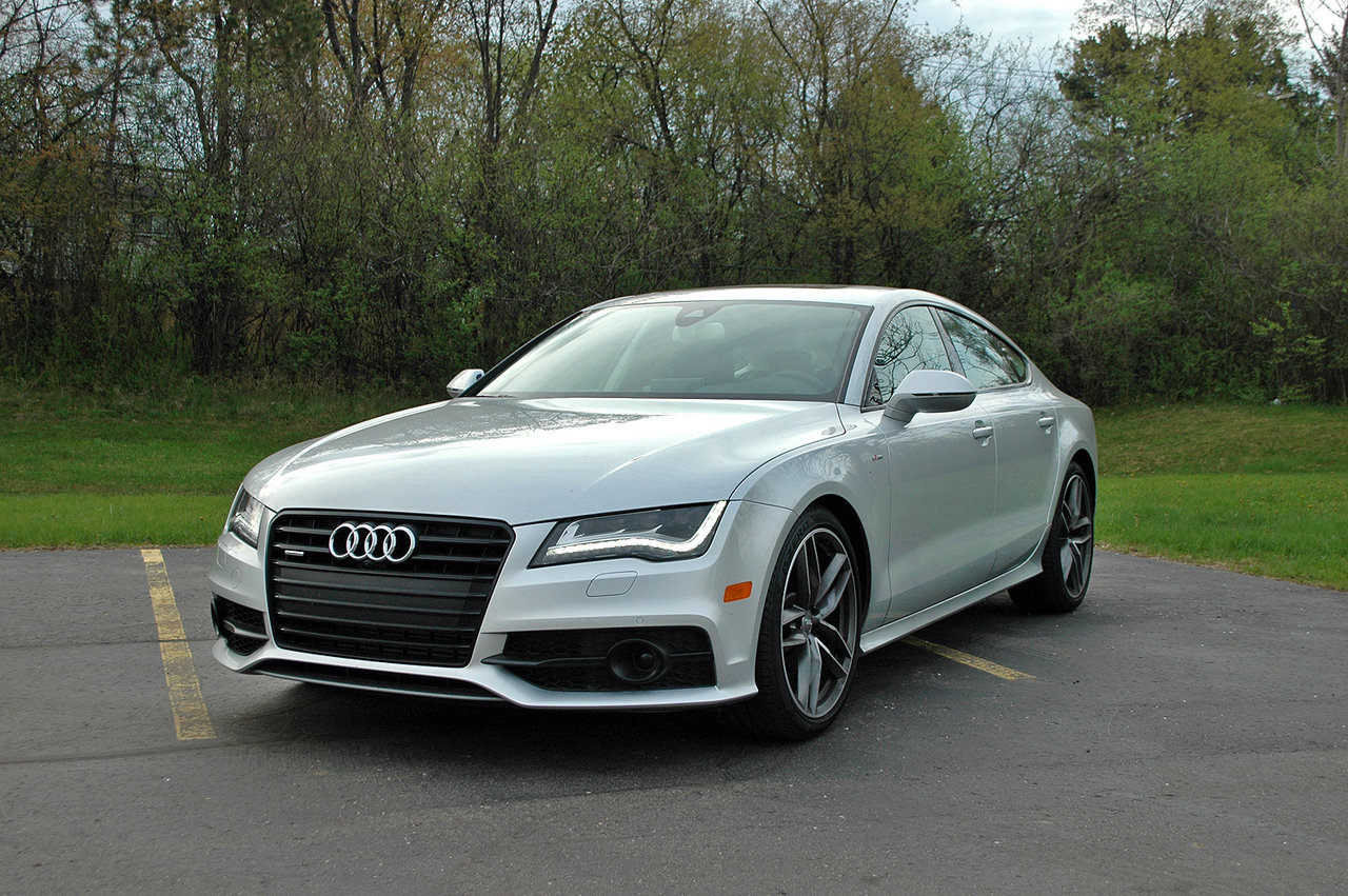 2015 audi a7 driven picture 630161 car review top speed. Black Bedroom Furniture Sets. Home Design Ideas