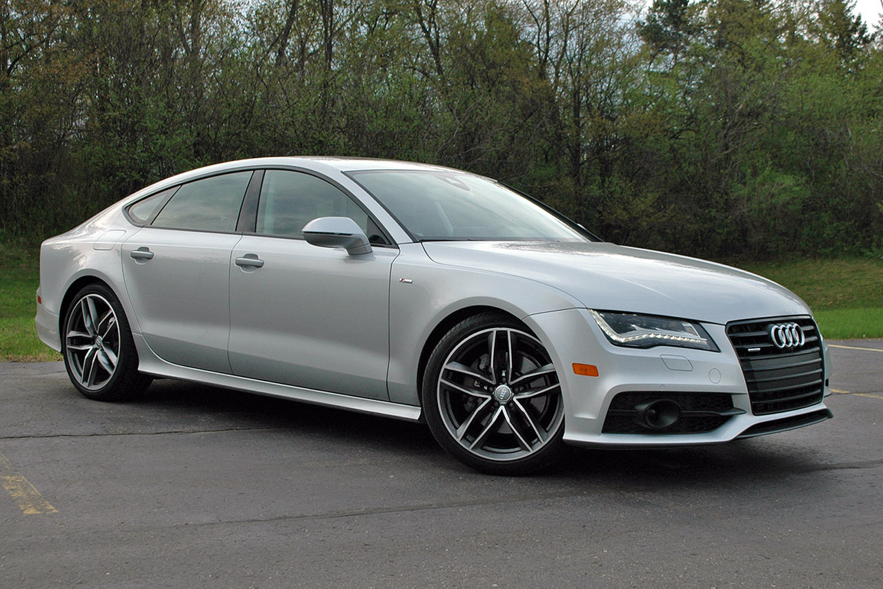 2015 audi a7 driven picture 630162 car review top speed. Black Bedroom Furniture Sets. Home Design Ideas