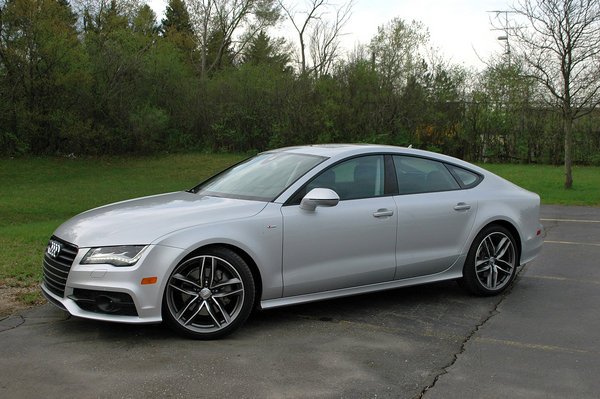 2015 audi a7 driven car review top speed. Black Bedroom Furniture Sets. Home Design Ideas