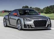 2015 Audi TT Clubsport Turbo Technology Concept - image 630061