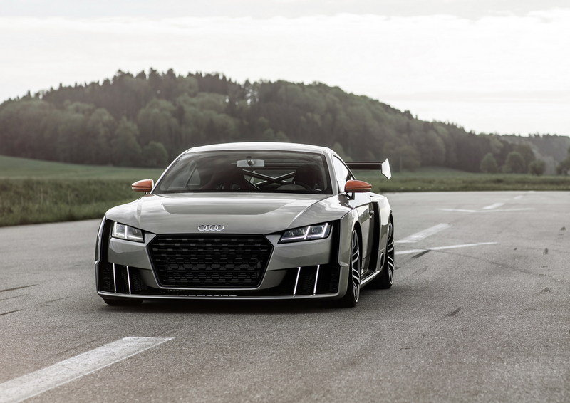 2015 Audi TT Clubsport Turbo Technology Concept - image 630048