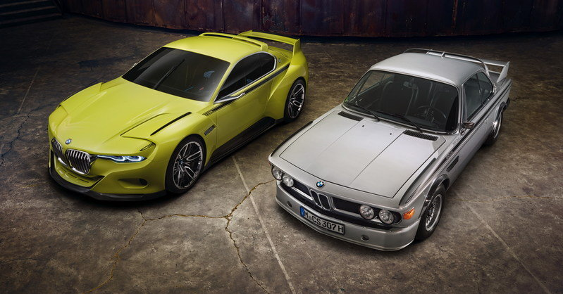 2015 BMW 3.0 CSL Hommage Wallpaper quality - image 631475