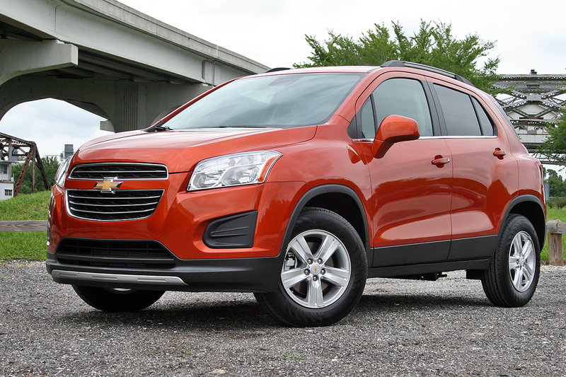 2015 Chevrolet Trax Driven Top Speed