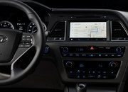 2015 Hyundai Sonata Is The First To Offer Android Auto - image 631697
