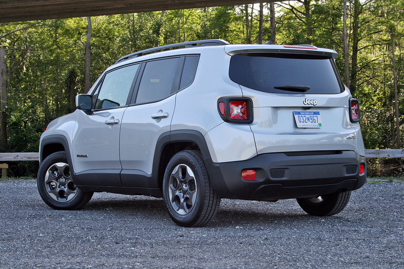 2015 Jeep Renegade - Driven - image 629800