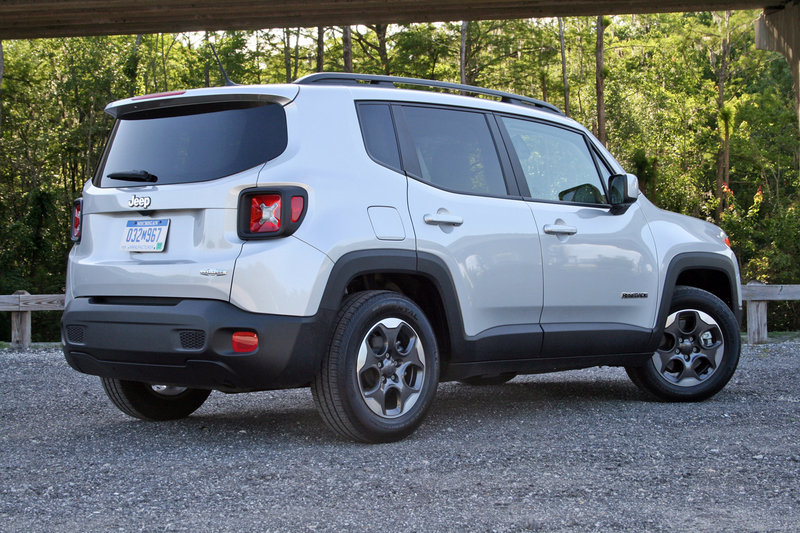2015 Jeep Renegade - Driven - image 629802