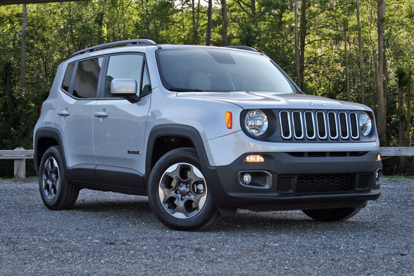 2016 jeep renegade 75th anniversary edition car review. Black Bedroom Furniture Sets. Home Design Ideas