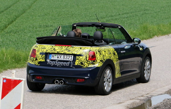 2016 mini cooper convertible car review top speed. Black Bedroom Furniture Sets. Home Design Ideas