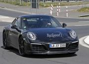 Porsche 991 Facelift Testing Free Of Camouflage: Spy Shots - image 630664