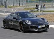 Porsche 991 Facelift Testing Free Of Camouflage: Spy Shots - image 630665
