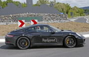 Porsche 991 Facelift Testing Free Of Camouflage: Spy Shots - image 630667