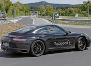 Porsche 991 Facelift Testing Free Of Camouflage: Spy Shots - image 630668