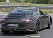 Porsche 991 Facelift Testing Free Of Camouflage: Spy Shots - image 630670