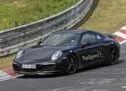 Porsche 991 Facelift Testing Free Of Camouflage: Spy Shots - image 630655