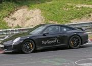 Porsche 991 Facelift Testing Free Of Camouflage: Spy Shots - image 630656