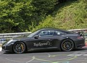 Porsche 991 Facelift Testing Free Of Camouflage: Spy Shots - image 630657