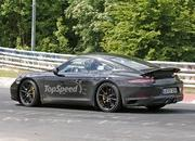 Porsche 991 Facelift Testing Free Of Camouflage: Spy Shots - image 630658