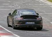 Porsche 991 Facelift Testing Free Of Camouflage: Spy Shots - image 630660