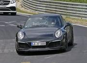 Porsche 991 Facelift Testing Free Of Camouflage: Spy Shots - image 630653