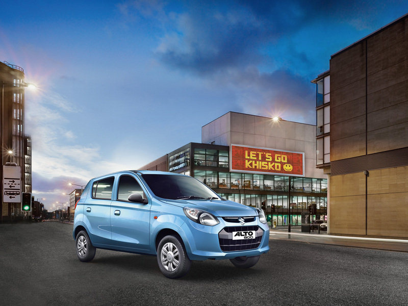 2015 Renault KWID High Resolution Exterior - image 631167