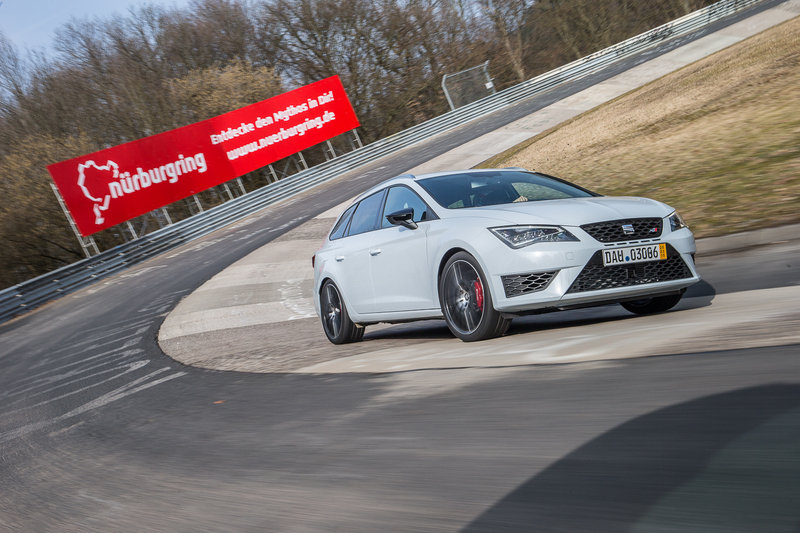2015 Seat Leon ST Cupra 280 High Resolution Exterior - image 630218
