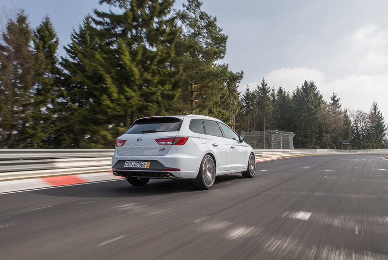 2015 Seat Leon ST Cupra 280 High Resolution Exterior - image 630217