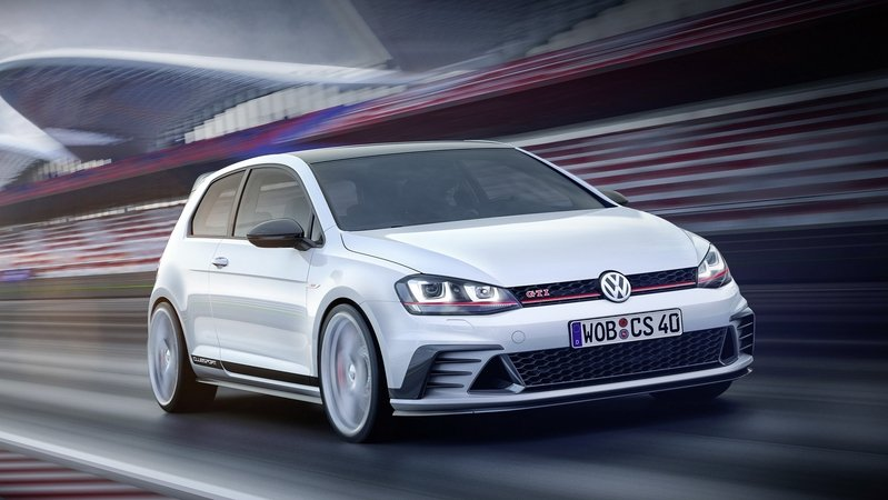 Volkswagen Golf GTI Clubsport Will be Put into Production in 2016