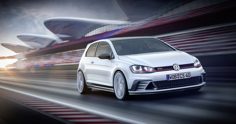 2015 Volkswagen Golf GTI Clubsport