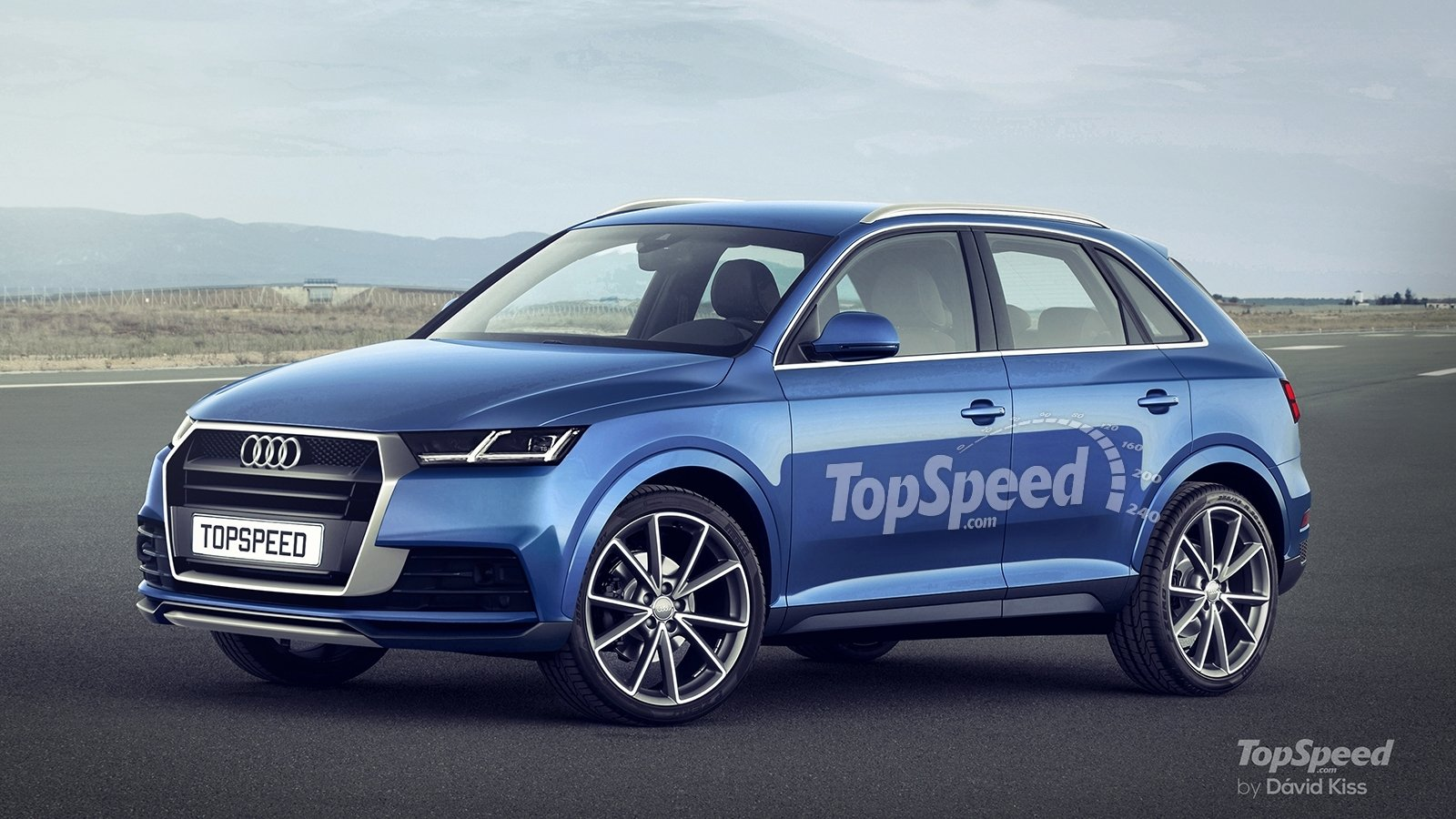 2016 Audi Q1 Picture 630410 Car Review Top Speed