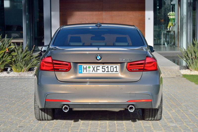 2016 Bmw 3 Series Top Speed