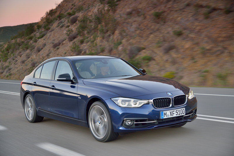 2016 BMW 3 Series High Resolution Exterior - image 629374