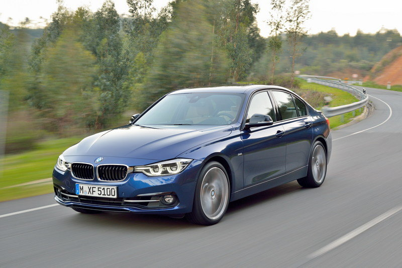 2016 BMW 3 Series High Resolution Exterior - image 629377