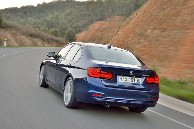 2016 BMW 3 Series High Resolution Exterior - image 629378